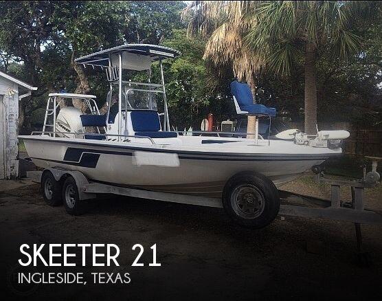 1998 Skeeter Bay Pro 21