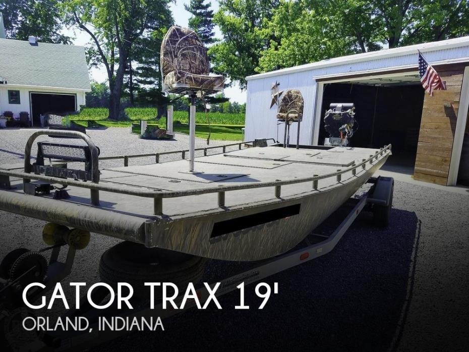 2007 Gator Trax Gator Hide 4 Man