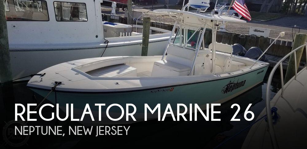 2003 Regulator Marine 26