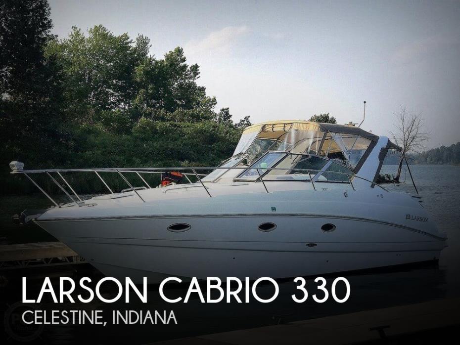 2000 Larson Cabrio 330