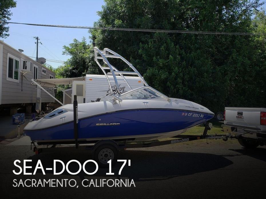 2011 Sea-Doo 180 Challenger