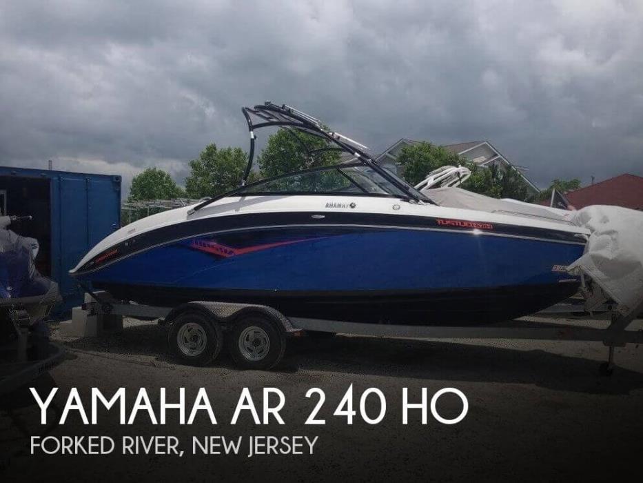 2014 Yamaha AR 240 HO