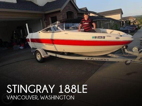 2014 Stingray 188LE