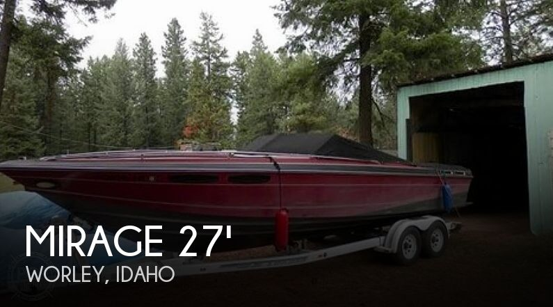 1988 Mirage 270 INTIMIDATOR Offshore