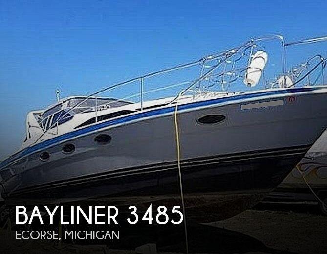 1989 Bayliner 3485 Avanti Sun Bridge