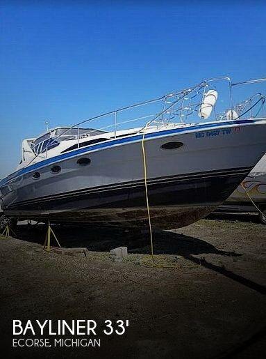1989 Bayliner 3485 Avanti
