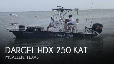 2011 Dargel HDX 250 KAT