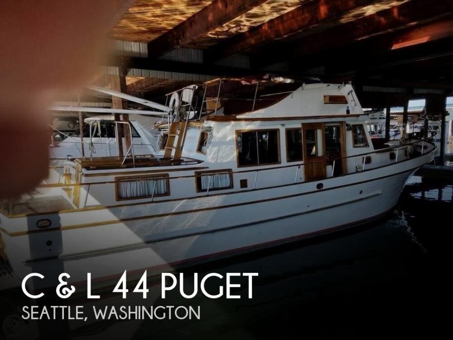 1978 C & L 44 Puget
