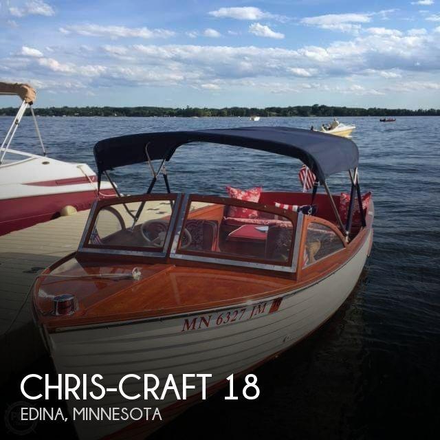 1957 Chris-Craft Sea Skiff