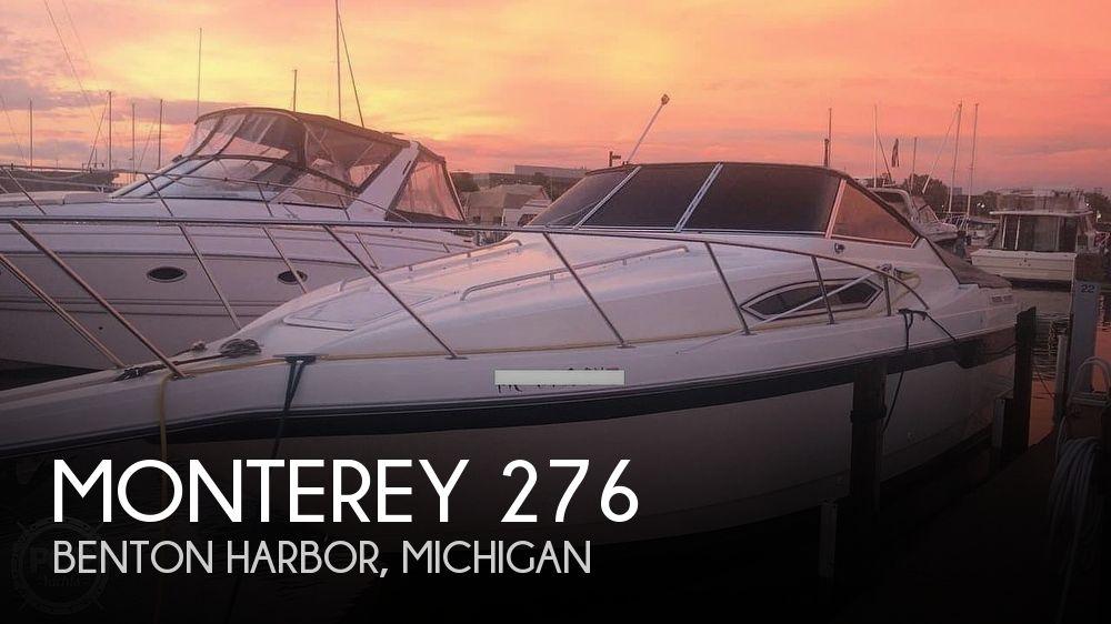 1996 Monterey 276CR
