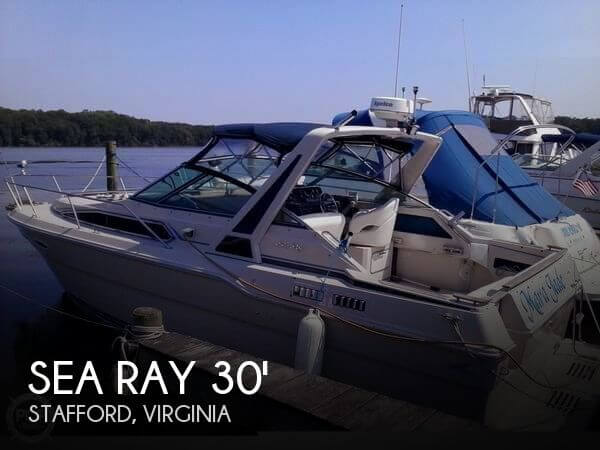 1988 Sea Ray Weekender 300 Boats For Sale