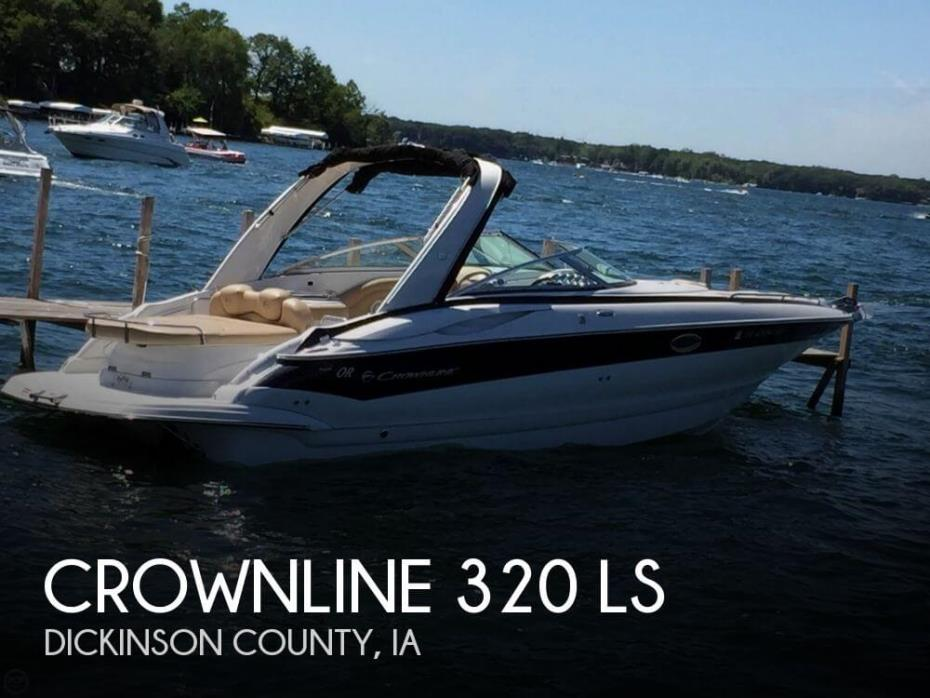 2011 Crownline 325 SS
