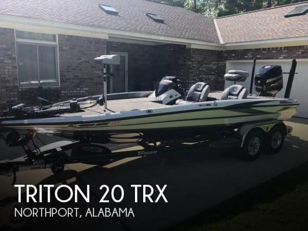 2016 Triton 20 TRX