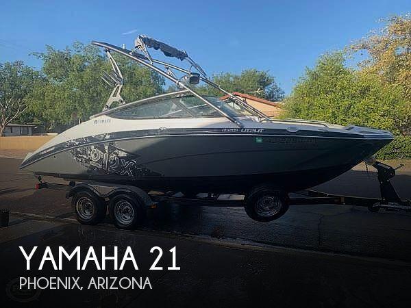 2014 Yamaha 21