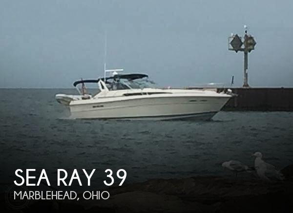 1985 Sea Ray 39