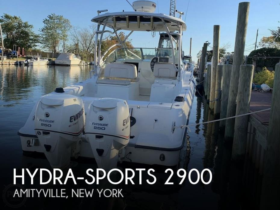 2006 Hydra-Sports Vector 2900 VX