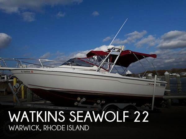 1990 Watkins SeaWolf 22