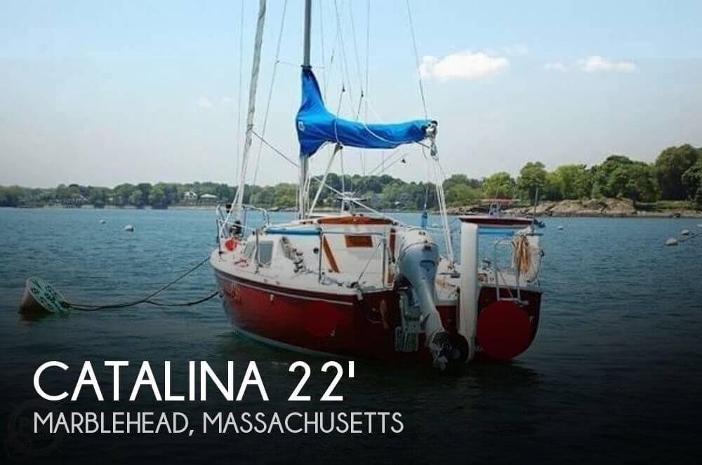 1974 Catalina 22 Swing Keel