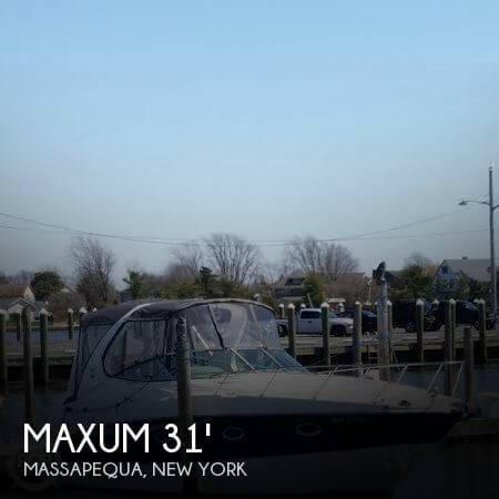 2004 Maxum 3100 PC Cruiser