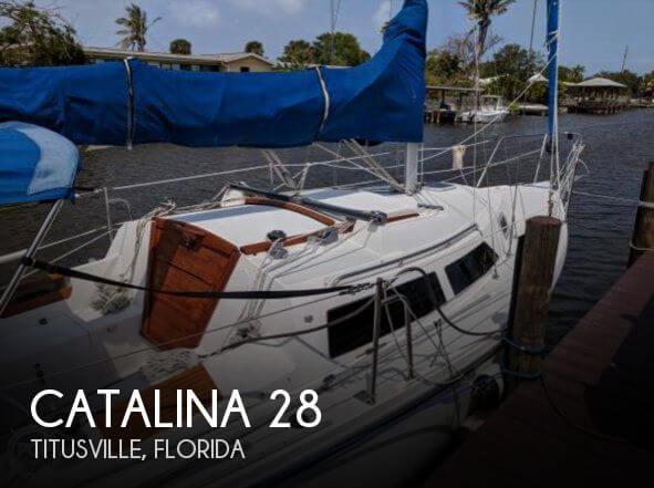 1993 Catalina 28
