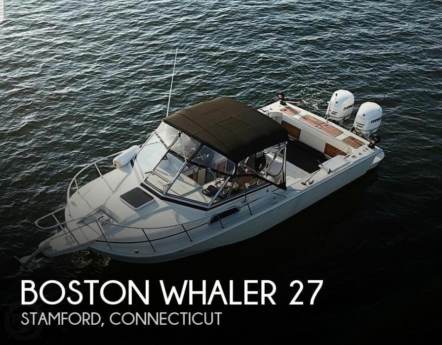 1989 Boston Whaler 27
