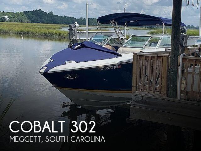 2009 Cobalt 302 BR