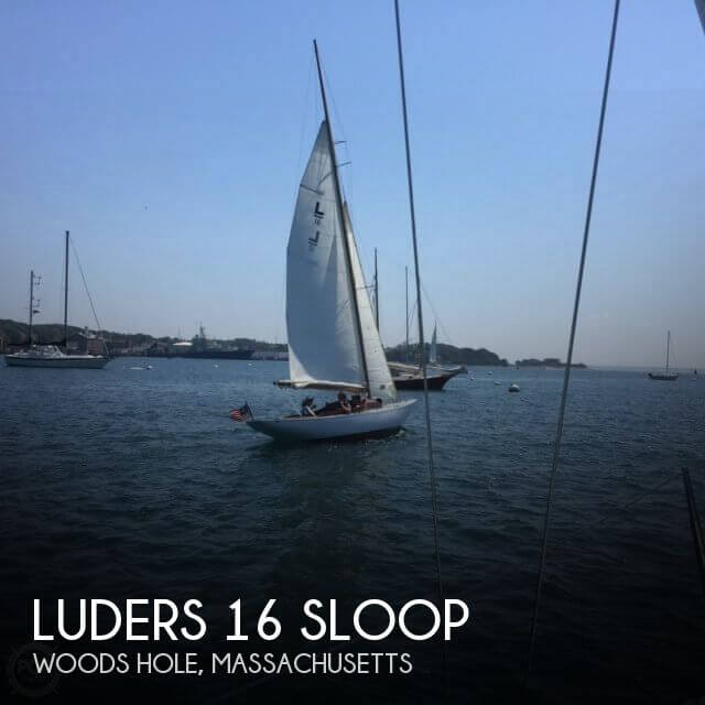 1955 Luders 16