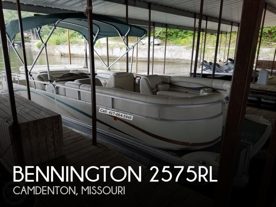 2004 Bennington 2575RL