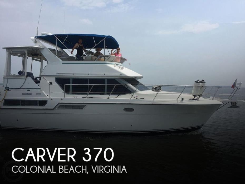 1994 Carver 370 LTD