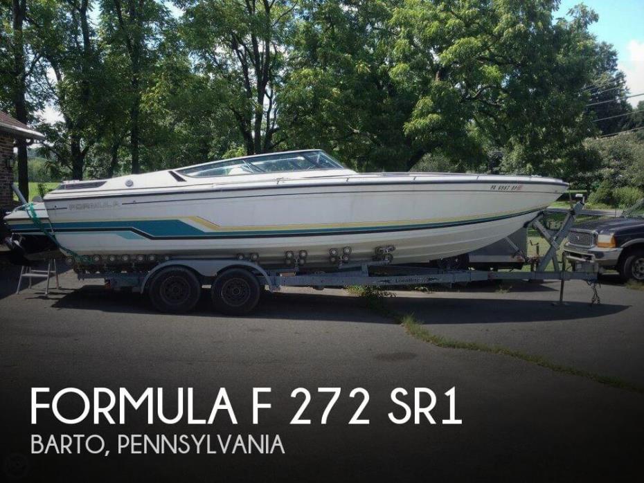 1991 Formula F 272 SR1