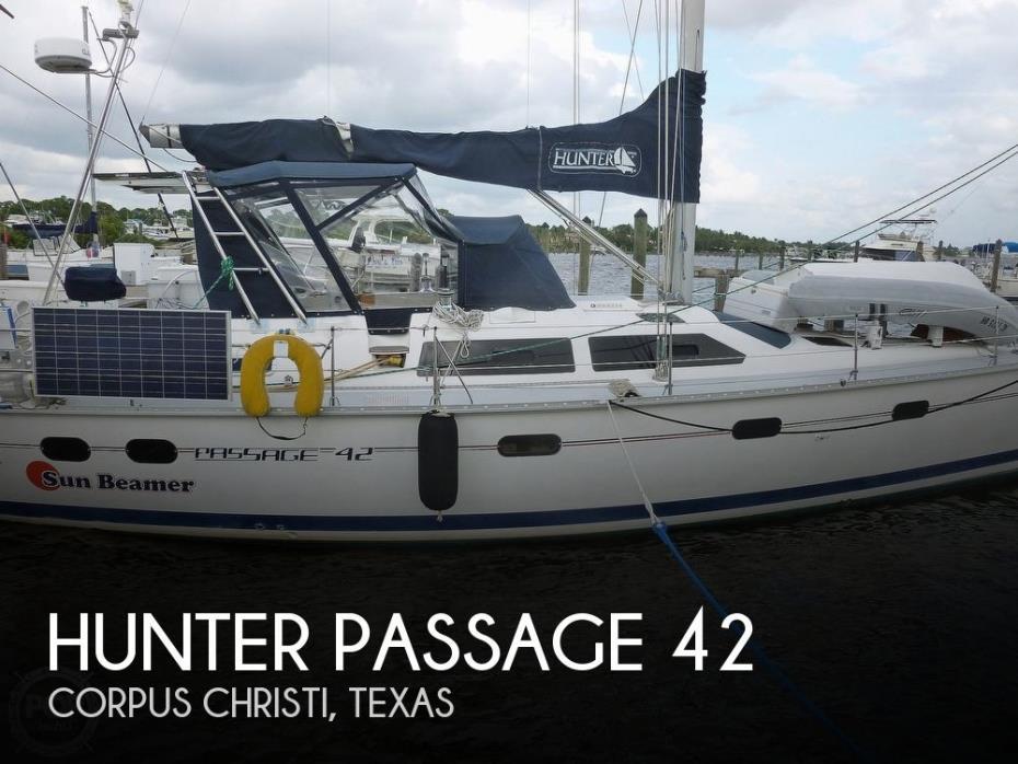 1997 Hunter Passage 42