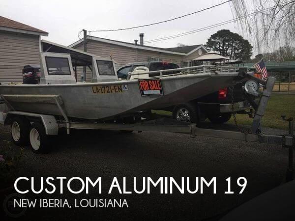 1994 Custom Aluminum 19