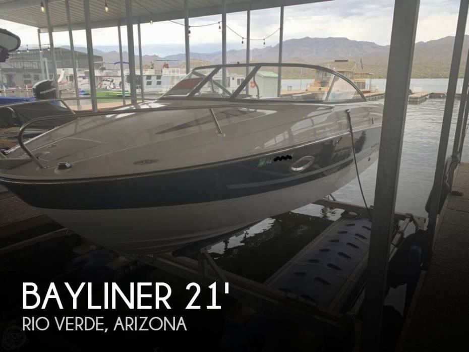 2016 Bayliner 642 Cuddy Cabin