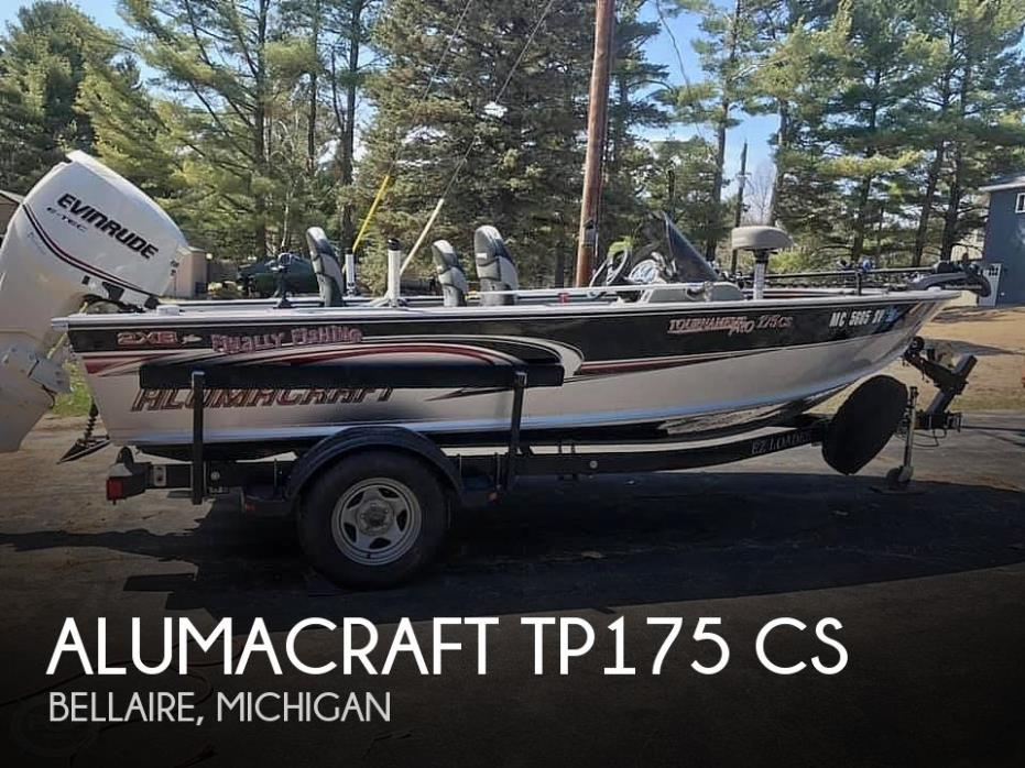 2004 Alumacraft TP175 CS