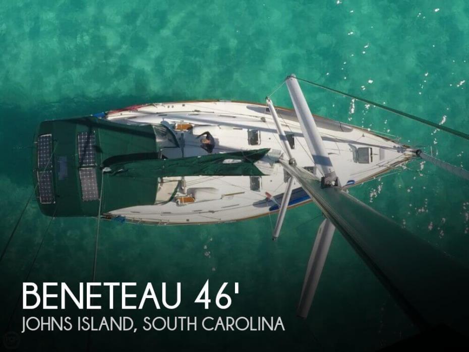 1998 Beneteau Oceanis 461