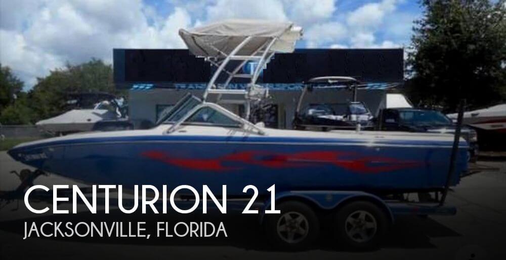 2004 Centurion 21