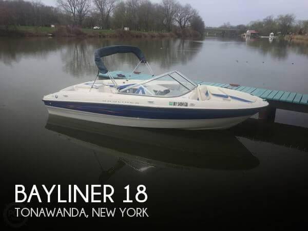 2006 Bayliner 18