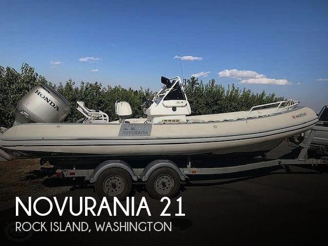 2002 Novurania 21