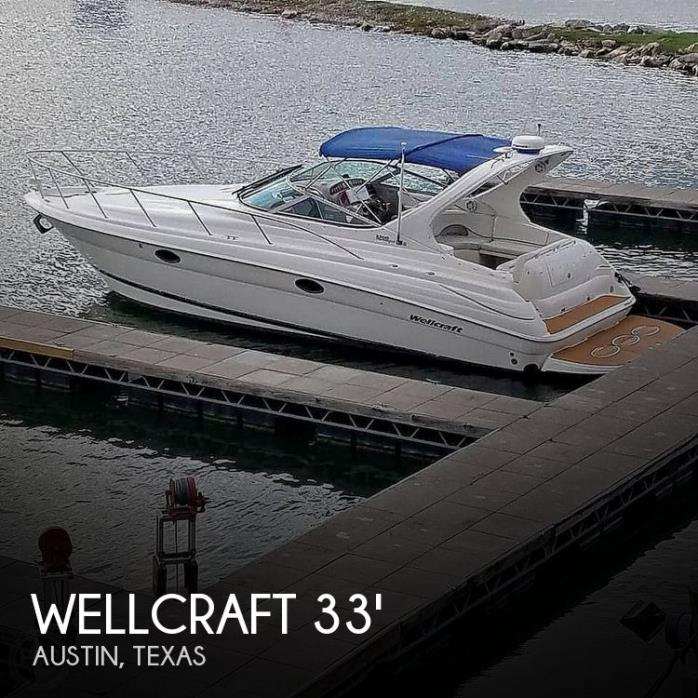 2000 Wellcraft 3300 Martinique