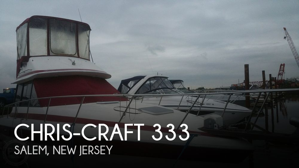 1984 Chris-Craft 333 Commander