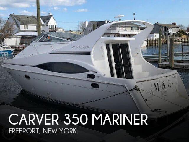 1998 Carver 350 Mariner