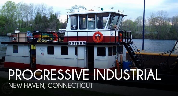 1998 Progressive Industrial 60