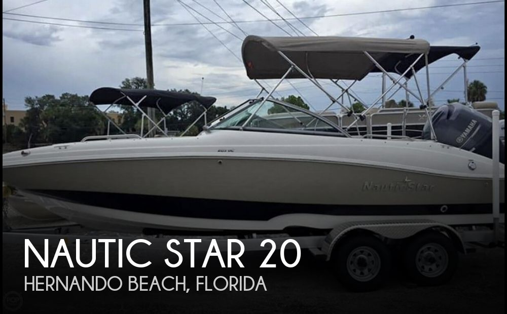 2014 Nautic Star 203DC