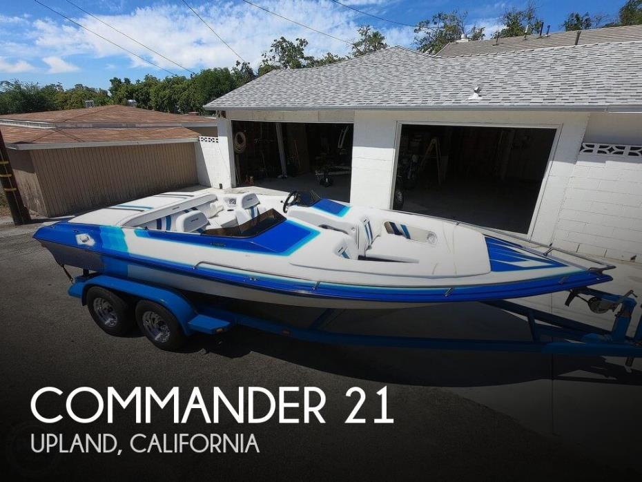1989 Commander Conquest 21