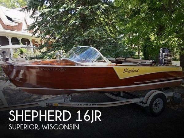1958 Shepherd 16Jr