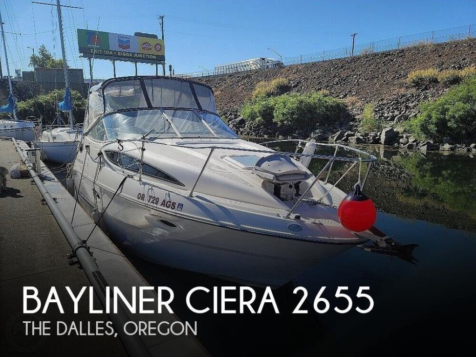 2002 Bayliner Ciera 2655