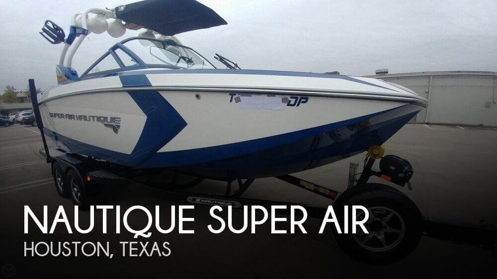 2016 Nautique Super Air G23