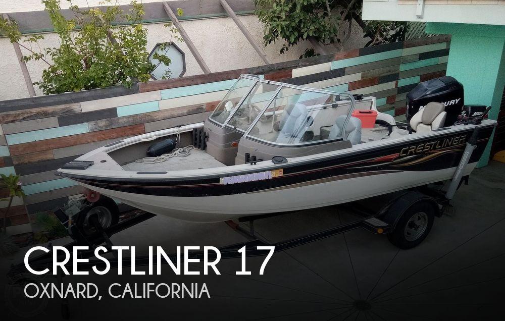 2006 Crestliner 17