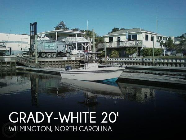 1984 Grady-White 204 Fisherman