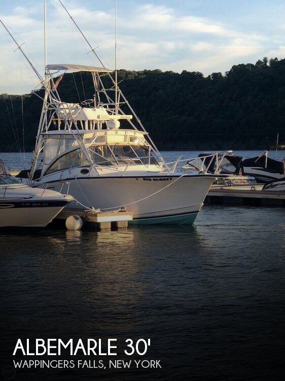 1998 Albemarle 305 Express Fisherman